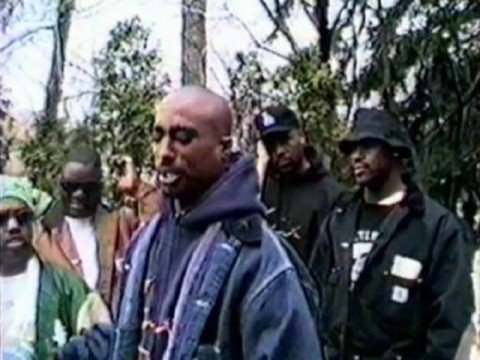 2pac & Thug Life Interview