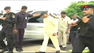 Modi Govt restricted on CM Chandrababu Davos tour | CVR News - CVRNEWSOFFICIAL