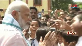 PM Modi Launches 'Swachhata Hi Seva' Movemet for Clean India | CVR News - CVRNEWSOFFICIAL