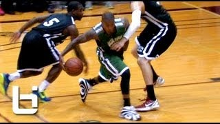 Isaiah Thomas' Sick Handles & Crossovers At Pro Am