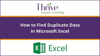 Excel Function To Find Duplicates