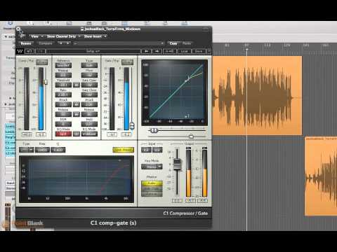 Audio Mastering Tutorial - Fine Tuning with Waves C1, L3 and LineEQ
