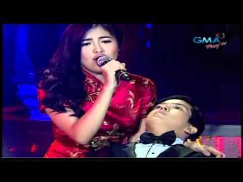 "Party Pilipinas [Enter the Dragon] - VOX - Julieanne San Jose ""Without You"" & Elmo = 1/22/12"