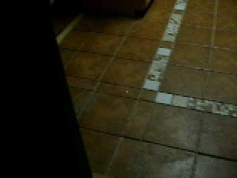 el piso de mi cocina