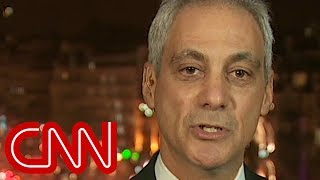 Rahm Emanuel defends Chicago, chides media for rush to believe Jussie Smollett - CNN