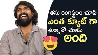 Actor Shatru's Wife Appreciates His Character In Rangasthalam | TFPC - TFPC