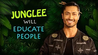 """Vidyut Jammwal: """"ANIMALS are very COOL, Humans need to be TAUGHT how to be AWARE""""
