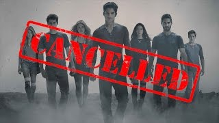 MTV's Teen Wolf CANCELLED + Dylan O'Brien Update! (COMIC CON 2016) - HOLLYWIRETV