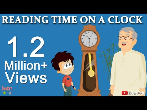 Reading Time on a Clock