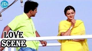 Nee Sneham Movie - Aarthi Aggarwal, Uday Kiran Love Scene - IDREAMMOVIES