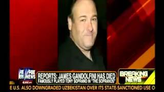 [James Gandolfini Dead At 51] Video