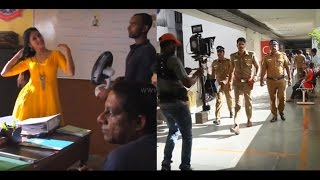 Sundeep Kishan's Z Movie Making || Lavanya Tripathi || Mayavan - IGTELUGU