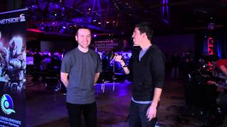 PlanetSide 2 Ultimate Empire Showdown | SeaNanners Interview