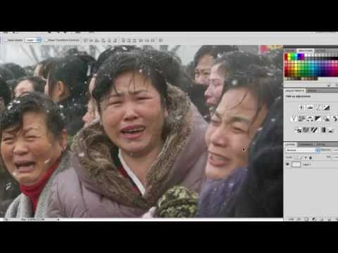 Propaganda Korei Północnej