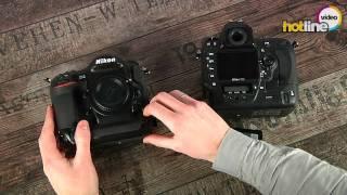 Обзор Nikon D4