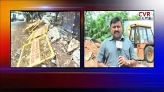 GHMC Failure to Control Road Cutting in Hyderabad | CVR News - CVRNEWSOFFICIAL