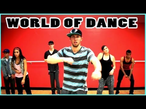 WORLD OF DANCE (2013) - BANGERZ Choreography & Freestyle | Hip Hop/Dubstep Dance Routine #WOD