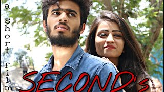 SECONDS | A Telugu short film (teaser)| directed by Ravi Chandra - YOUTUBE