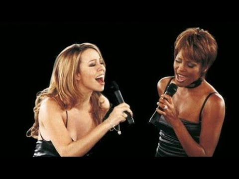 Whitney Houston &amp; Mariah Carey Live bei den Oscars