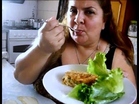 TORTA DE FRANGO FACIL DE LIQUIDIFICADOR POR MARA CAPRIO