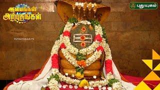 Sri Thirupurasundari Sametha Sri Yagneswarar Temple, Ambur | Aalayangal Arputhangal | 27/10/2016 | PuthuYugam TV Show