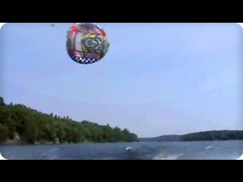 My Painful Kite Tube Crash