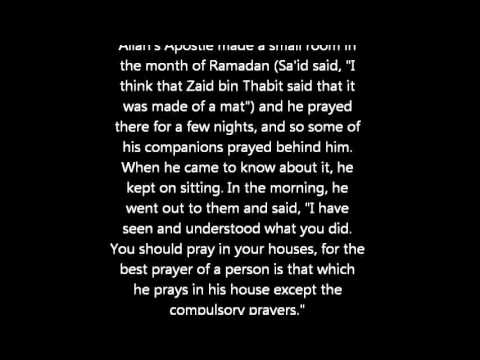 Hadith 698, Book of Call to Prayers Adhaan, Sahih Bukhari, Prophet Muhammad PBUH