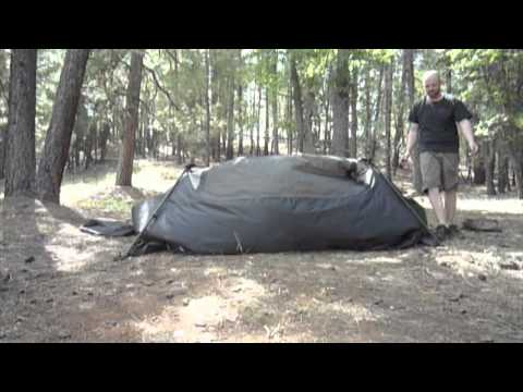 Coleman Instant Tent Setup and Teardown