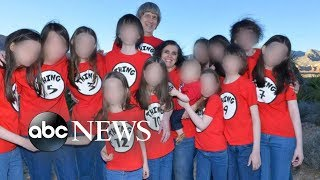 Siblings allegedly held captive free for 1st time - ABCNEWS