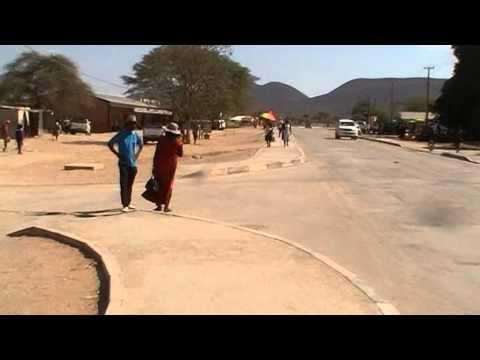 Opuwo, Himba Herero