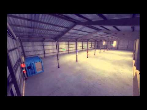 Warehouse - Blender