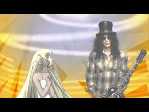 MASHUP: Chobits VS. Guns N' Roses / America