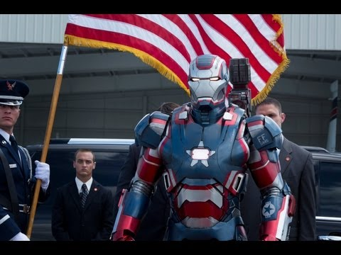 """Iron Man 3"", il Trailer"