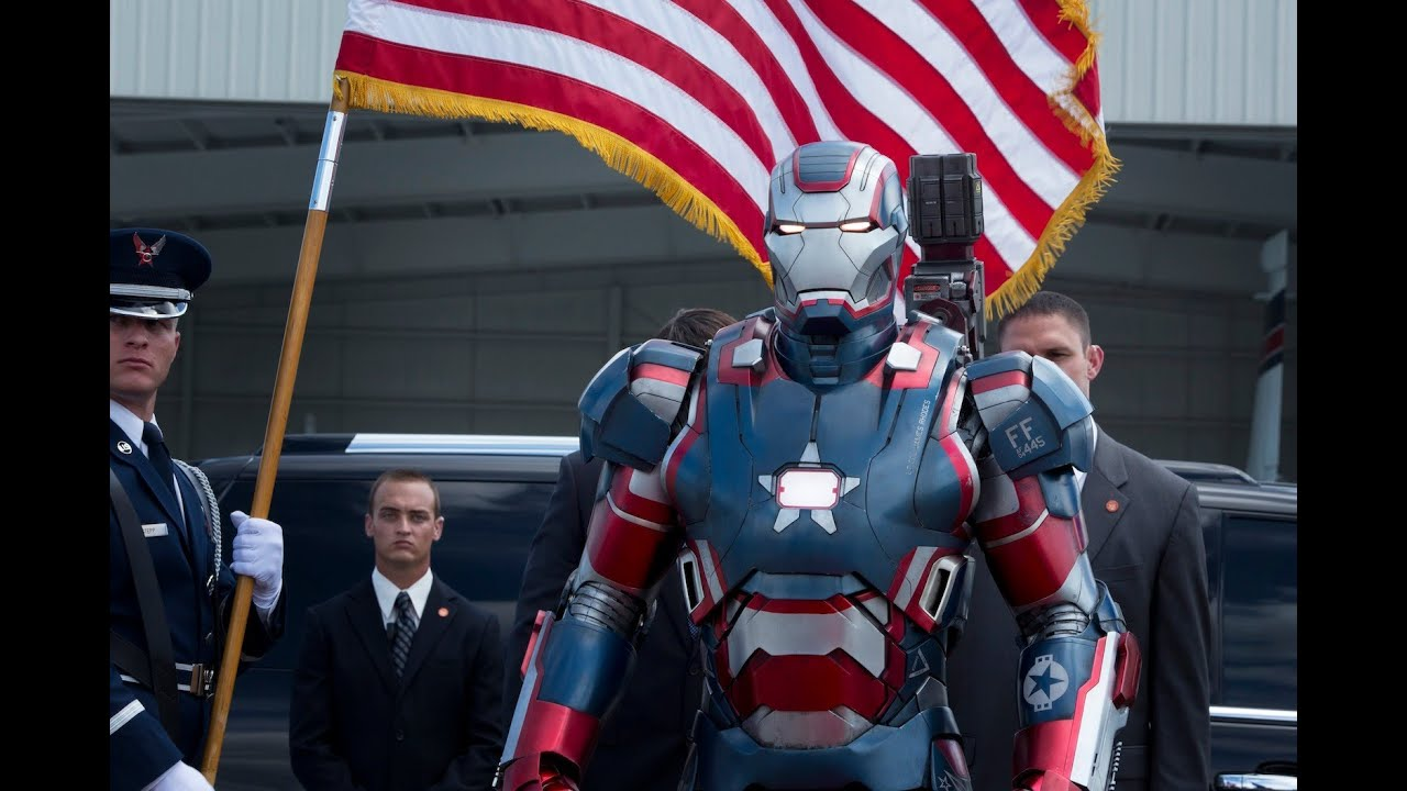 Iron Man 3 Trailer - Official Marvel | HD