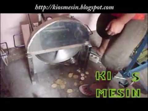 mesin perajang keripik atau mesin pengiris keripik singkong, kentang