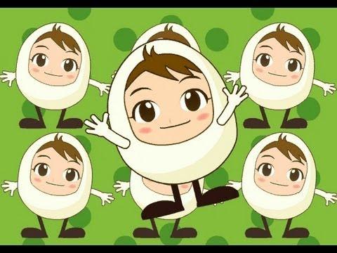 Muffin Songs – Humpty Dumpty  İngilizce Tekerlemeler ve İngilizce Çocuk Şarkılar