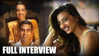 Radhika Apte | Full Interview | Padman - HUNGAMA