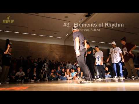 Top 5 Bboy Sets | REIGN SUPREME | Seattle | STRIFE.TV