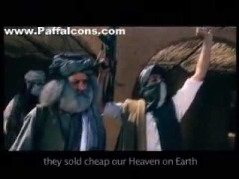 Pakistan Army Drama Song   Khuda Zameen Se Gaya Nahi OST with English subtitles