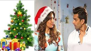 Bipasha Basu and Karan Singh Grover celebrate Christmas with zoOm! - EXCLUSIVE