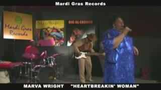 HEARTBREAKIN' WOMAN MARVA WRIGHT view on youtube.com tube online.
