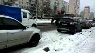 Продолжение ремонта ул. Атозаводская/Полупанова