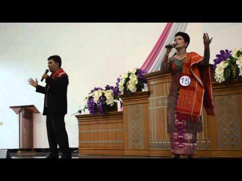 Mindo Gegeh - Pasutri Idol GBKPK klasis Jakarta/Bandung 2013