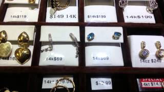 14kt Earrings Gold