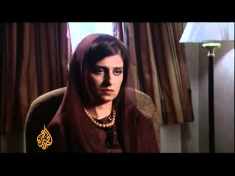 Al Jazeera speaks to Pakistani Foreign Minister Hina Rabbani Khar