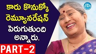 Actress Annapoorna Exclusive Interview Part #2 || Koffee With Yamuna Kishore - IDREAMMOVIES