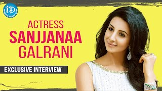 Sanjjanaa Galrani Latest Exclusive Interview | Talking Movies With iDream | Anitha | #StayHome - IDREAMMOVIES