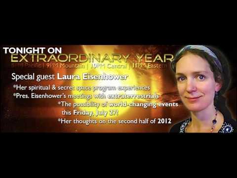 Laura Eisenhower on 2012 | Extraordinary Year  July 25, 2012