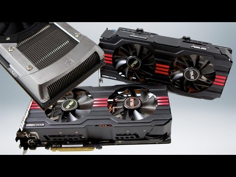 GPU Wars: NVIDIA GTX 690 vs ASUS AMD 7970 DirectCU II Crossfire - 2560 x 1600 Gaming Benchmarks