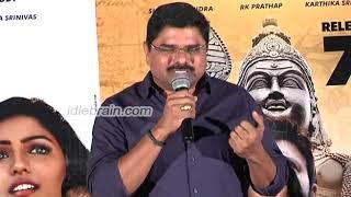 Subramaniapuram Movie pressmeet | Idlebrain.com - IDLEBRAINLIVE